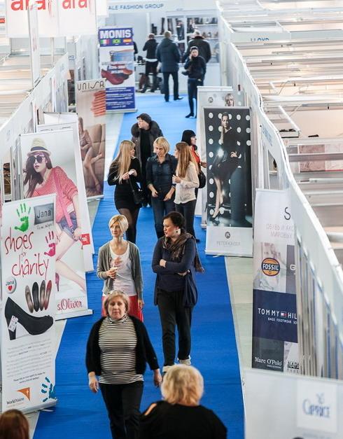 обувная выставка Еврошуз